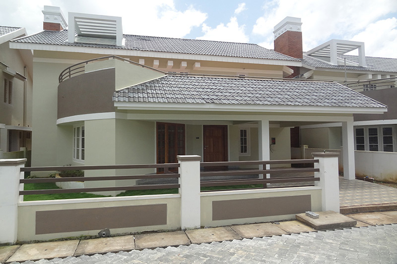Budget Luxury Villas Kottayam