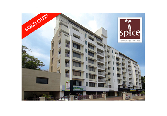 Luxury Apartments Kottayam