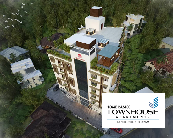 Budget Luxury apartments Kottayam